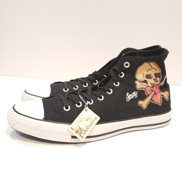 c0123a00e836 Converse Other - Converse Sailor Jerry size 13 sneakers